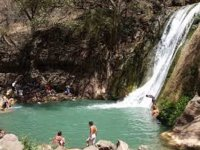 Canyoning trip to Comala Cascades 12h