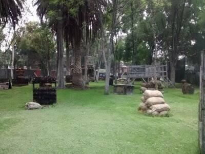 300 balitas para gotcha en Jardín Balbuena