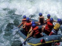 Adrenaline and water tours