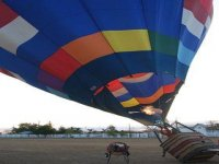 Balloon flights in Monterrey