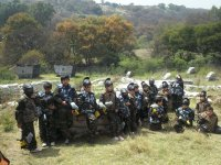 250 capsules, paintball, Naucalpan