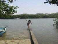 Disfrutando en Costa Esmeralda