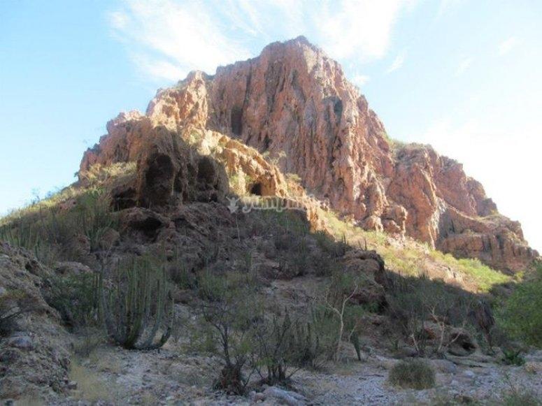 Nacupale Canyon