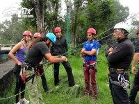 Teaching maneuvers to rappel with extreme safety