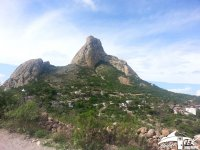 Peña de Bernal ... one of the most impressive monoliths on the planet