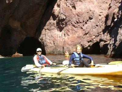 Renta de kayak doble por 1 hora San Carlos