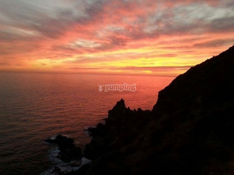 San Carlos sunset