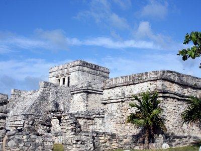 Tour a Tulum al amanecer desde Cancún