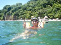Enjoy snorkeling