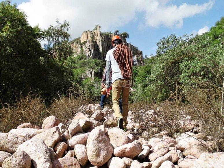 Trekking en huichapan