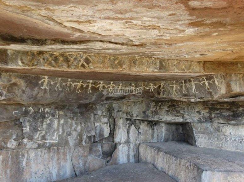 pinturas rupestres area