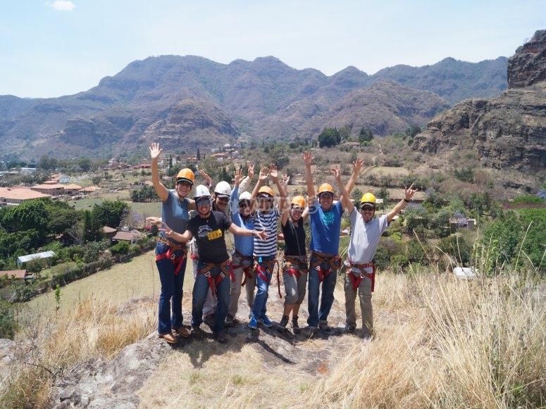 adventurous group