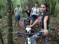 Tours en mountain bike
