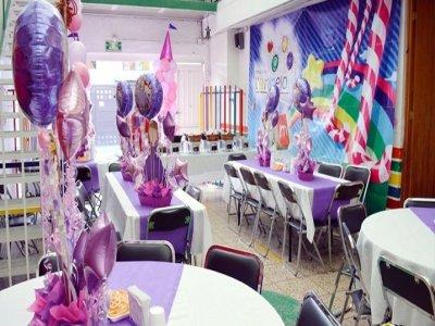 Fiesta infantil hasta 100 personas en Coyoacán