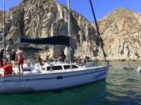 Paseo en velero al atardecer 2 horas niños