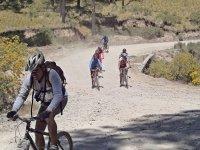 Cycling trail Montana