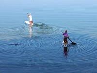travesia de paddle