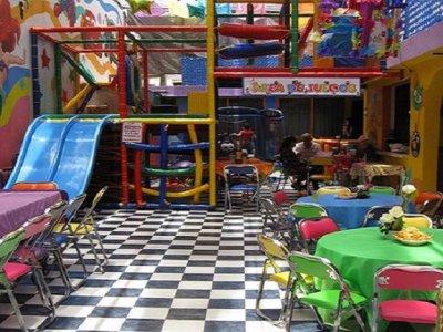 Fiesta infantil básico 75 personas Colonia Caracol