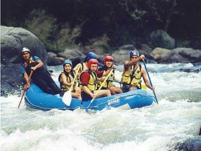 Aventura Xtrema Rafting