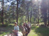 3 hour horse back ride, Valle de Bravo