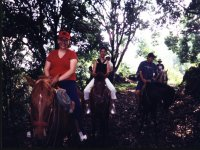 Travel Veracruz on horseback