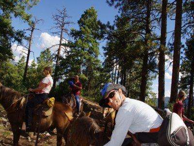 Cabalgata, alojamiento y alimentos Valle de Bravo