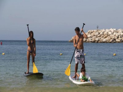 Baja Waterman Paddle Surf