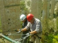 Rappelling practices