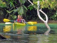 Kayak en Lacandona