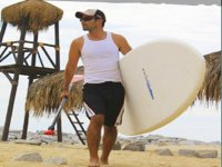 Paddle surf en baja