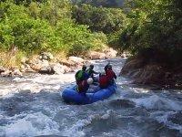 Descenso de rios