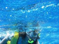 Oferta Renta de equipo de snorkel en la Isla de Cozumel
