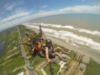Panoramic Paramotor Flight, 15 minutes, Acapulco