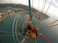 Paramotor course for paragliding pilots