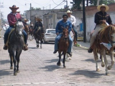 Cabalgatas Guiadas Tlaxcala