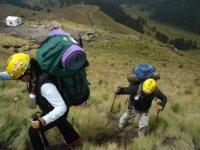 beautiful trekking