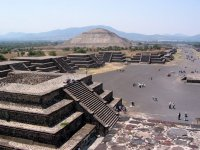 Teotihuacan Mexico.