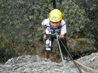 Rappel descent