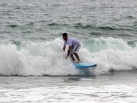 Clase de surf 1 hora y media en Zicatela