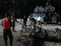 Ruta nevado de Toluca - Valle de Bravo