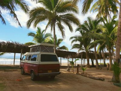Boca Beach Camping & Trailer Park