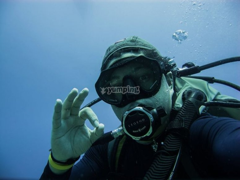 diving and techniques