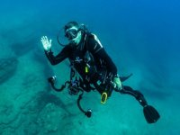 Open Water Diver PADI certification. Mexico City