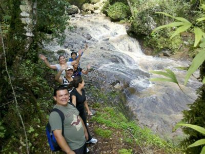 Hiking tour in Ichaqueo Park (Morelia, Michoacán)