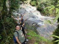 Excursión de cañonismo en Ichaqueo 3h