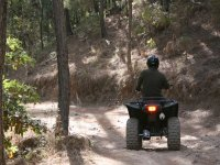 Valle de Bravo in ATV