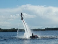 Flyboard in Valle de Bravo