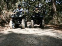 Four-wheeler routes