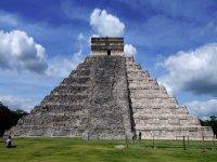 Piramides chichenitza