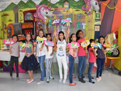 Summer camp in Mexico City